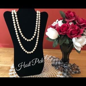 Jewelry - Fashion Pearl Necklace